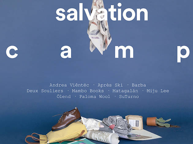 Pop Up Salvation Camp
