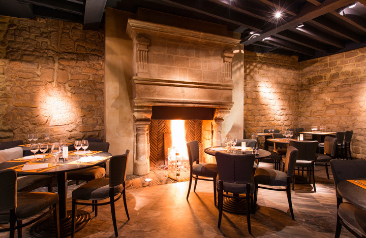 Bars and restaurants with open fires