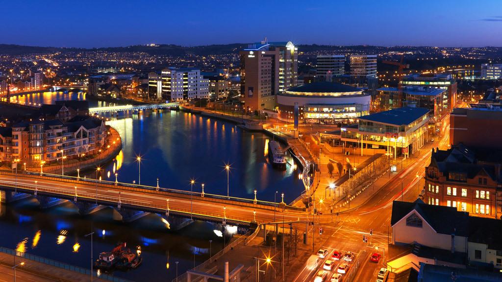 Win a mini-break for two in Belfast