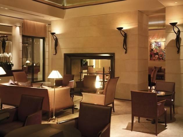 La cheminée, Hôtel Park Hyatt Vendôme