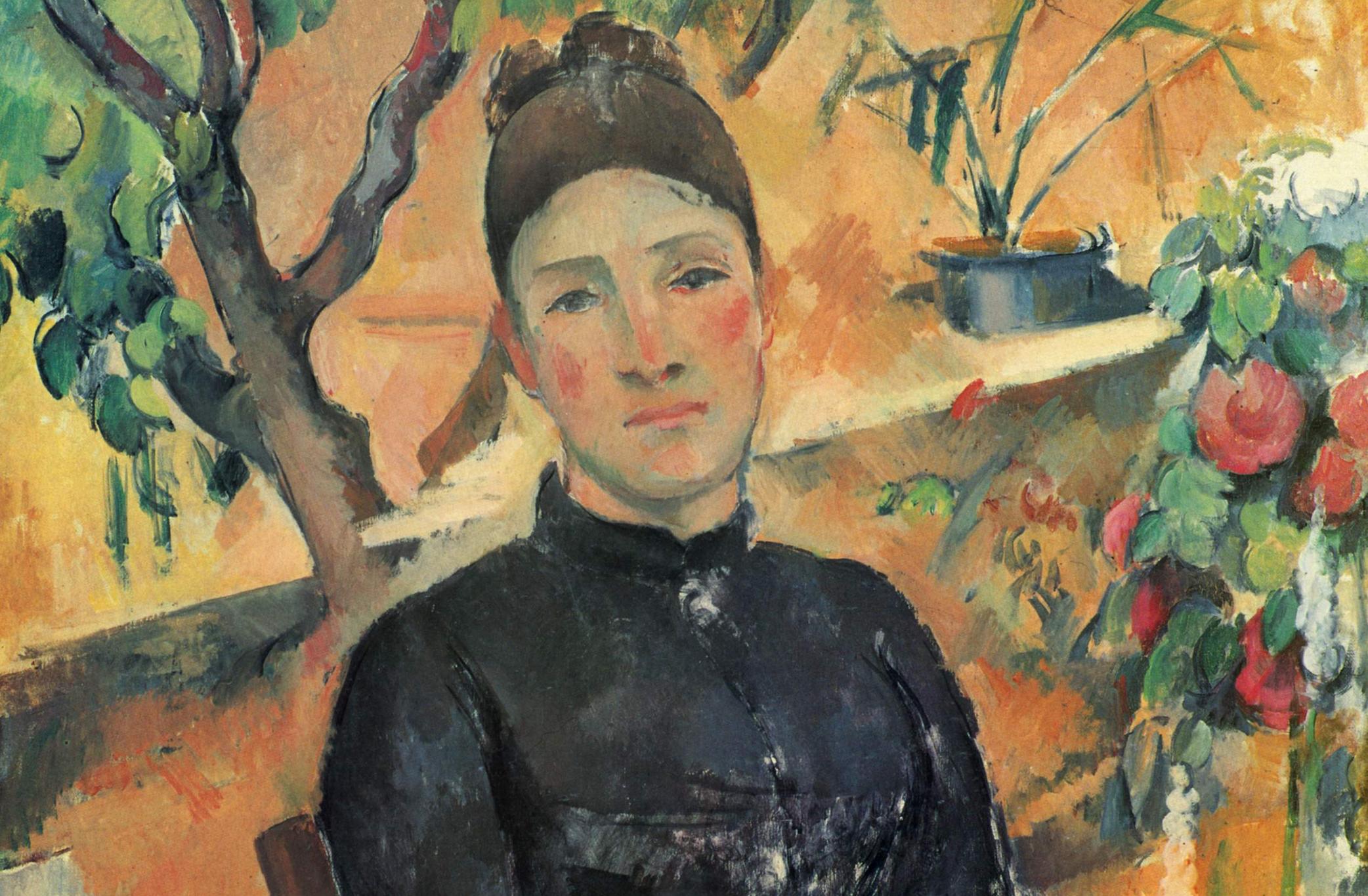 """Madame Cézanne"""