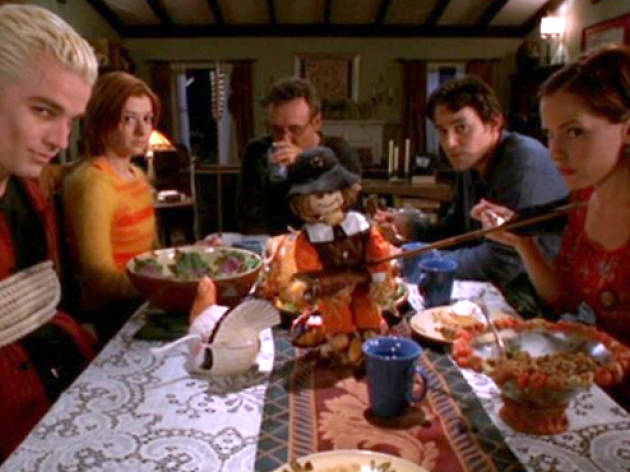 Buffy the Vampire Slayer: Pangs (Season 4, Episode 8)