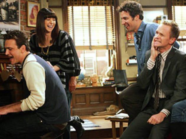 How I Met Your Mother: Slapsgiving (Season 3, Episode 9)
