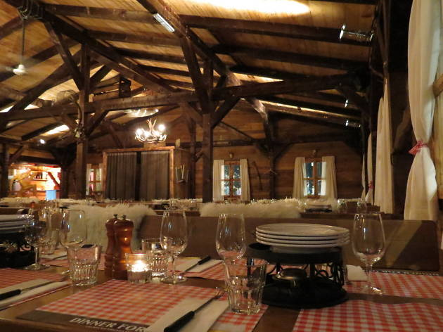 Fondue Hütte