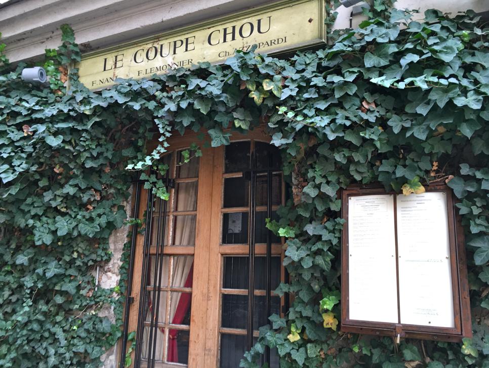 Le Coupe-Chou