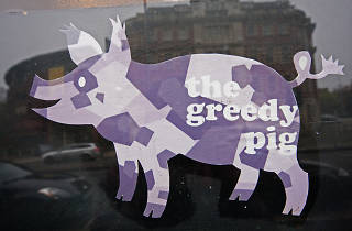 The Greedy Pig, Leeds, breakfast