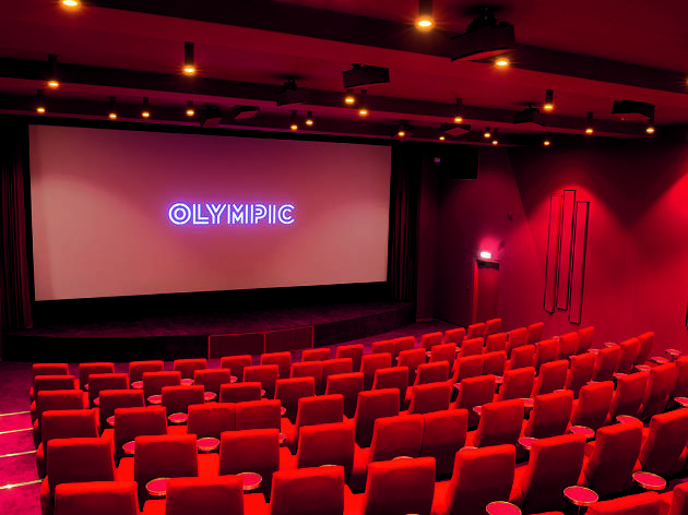 Visit: Olympic Cinema