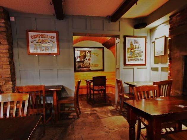 Kirkstall Bridge Inn, Craft beer pubs, Leeds