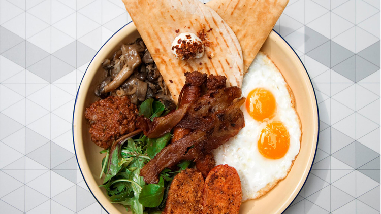 The best brunch in Singapore