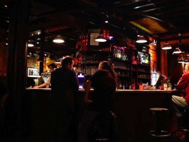 Meilleur bar de nuit : Les Furieux
