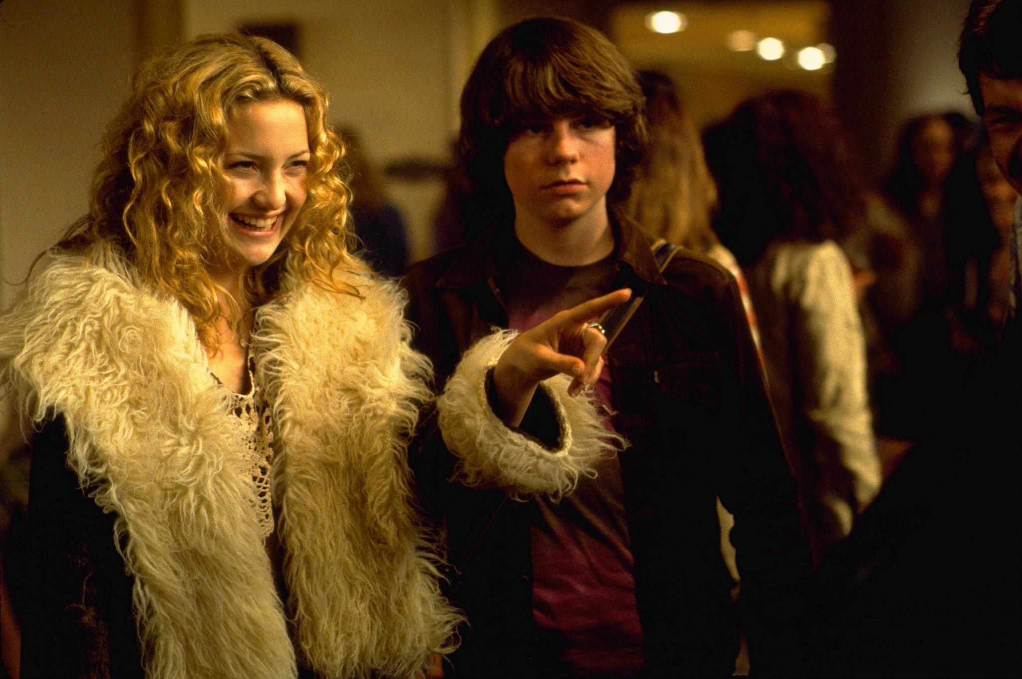 May 23, Almost Famous