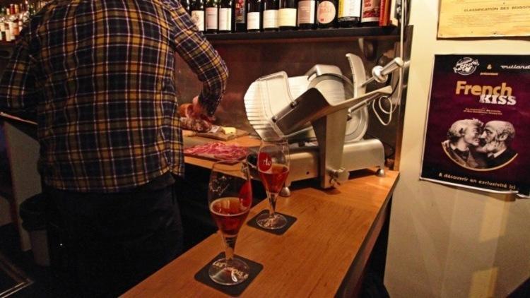 Les trois 8 (La bar à bière Les Trois 8 © Time Out Paris / EC)