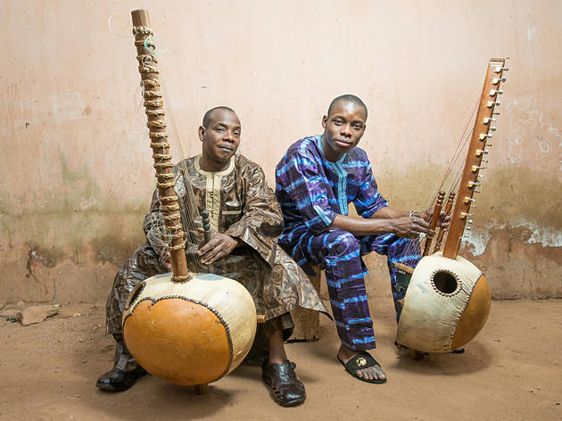 Toumani and Sidiki Diabaté