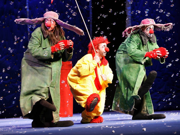 Christmas theatre for kids