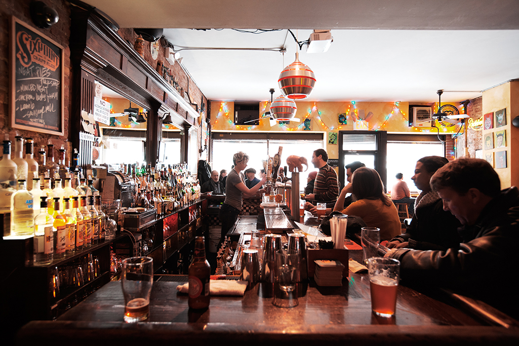 The best happy hours NYC has to offer