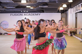 Tahiti Dance Fitness