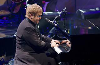 Elton John and His Band