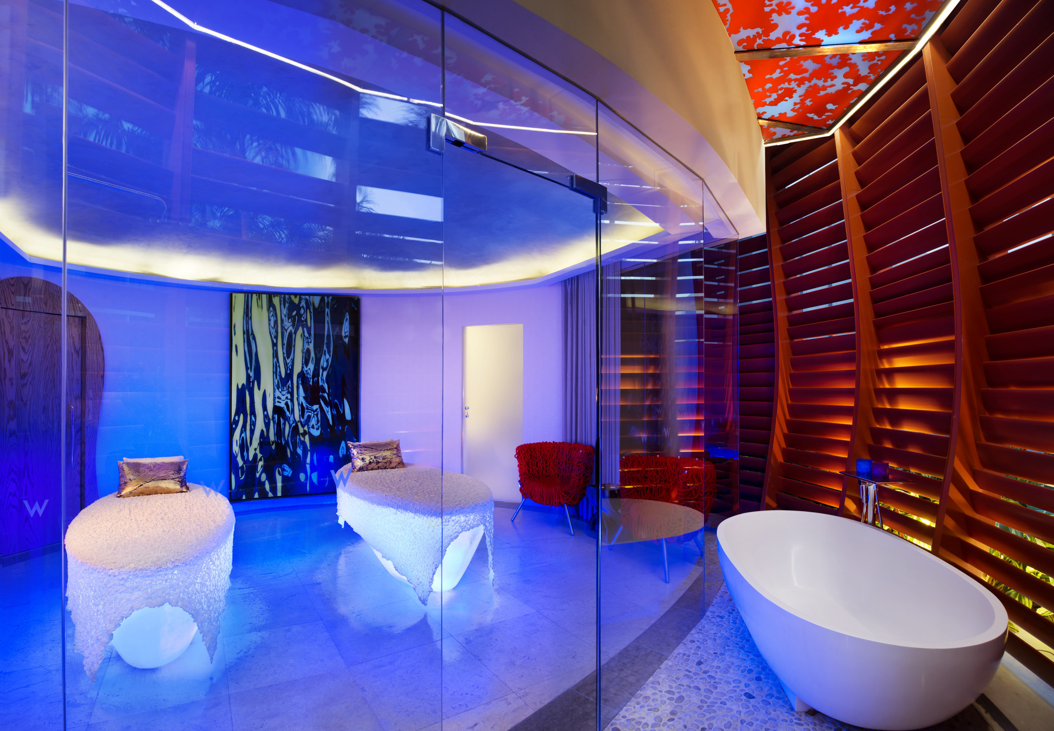 AWAY Spa at W Singapore