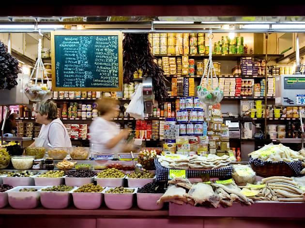 Nit de tast i de compres a Sant Andreu