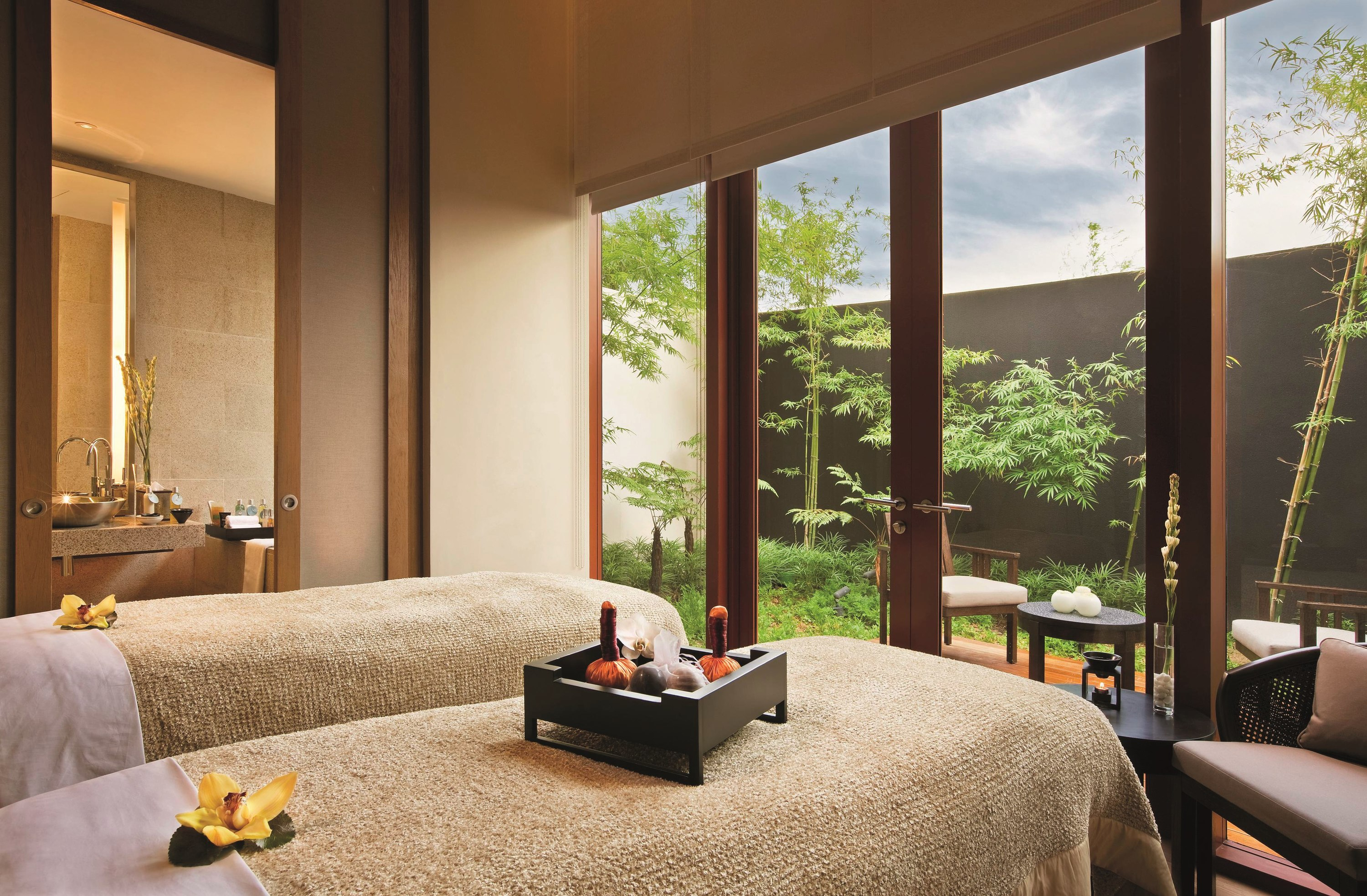 Auriga Spa at Capella