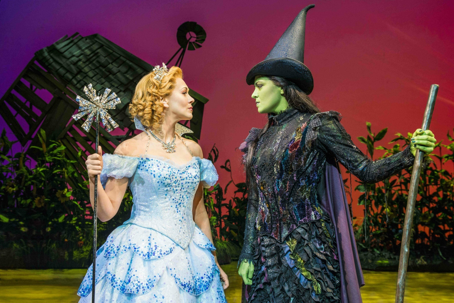 wicked live theatre review