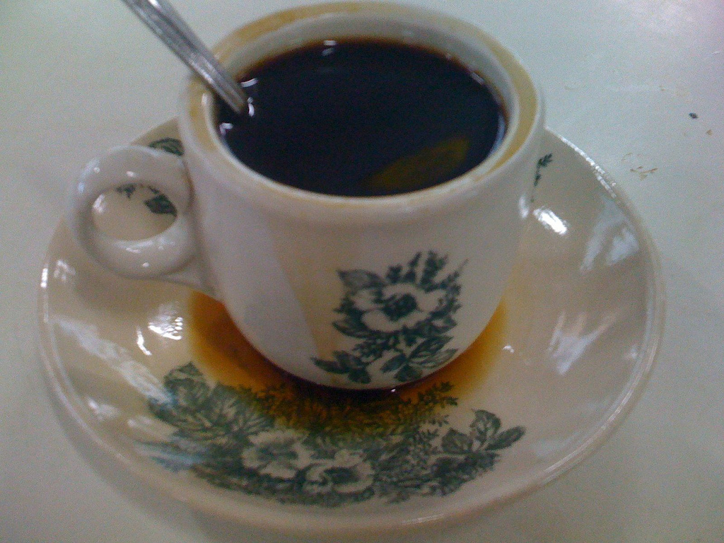 Order coffee like a local