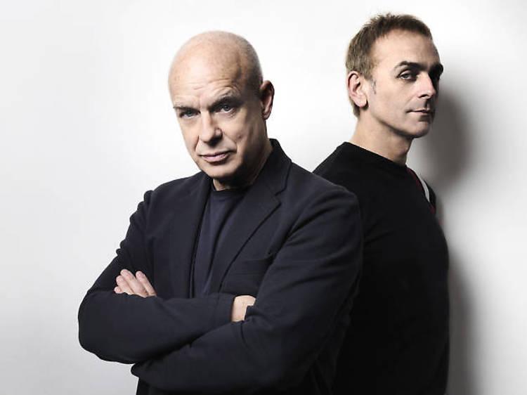 Brian Eno and Karl Hyde – 'Daddy's Car'