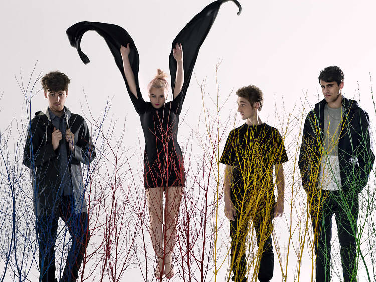 Clean Bandit featuring Jess Glynne – 'Rather Be'