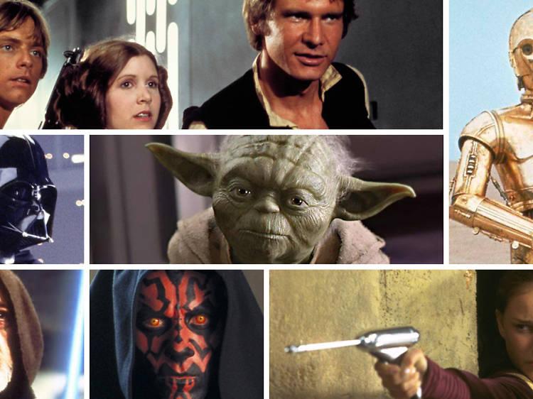 Star Wars. Episodio VII: La fuerza despierta