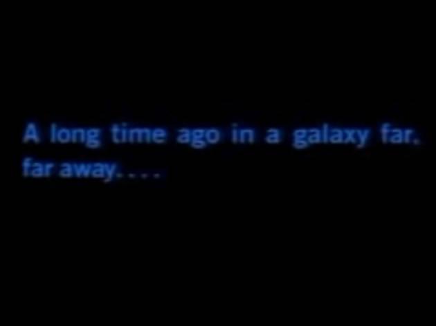"""<p>""""En una galaxia muy, muy lejana…"""" Con estas palabras –más el scroll en contrapicado– inician cada una de las cintas de la franquicia. Aunque este epílogo es aburrido y confuso (ay, Lucas), es sólo el preámbulo que nos invita a sumergirnos en un universo lleno de fantasía y de magia cinematográfica.</p> <p><iframe src=""""http://www.youtube.com/embed/UKRIUiyF0N4"""" frameborder=""""0"""" width=""""660"""" height=""""370""""></iframe></p>"""
