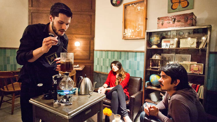Cardinal Casa de Café: el café en su más pura expresión