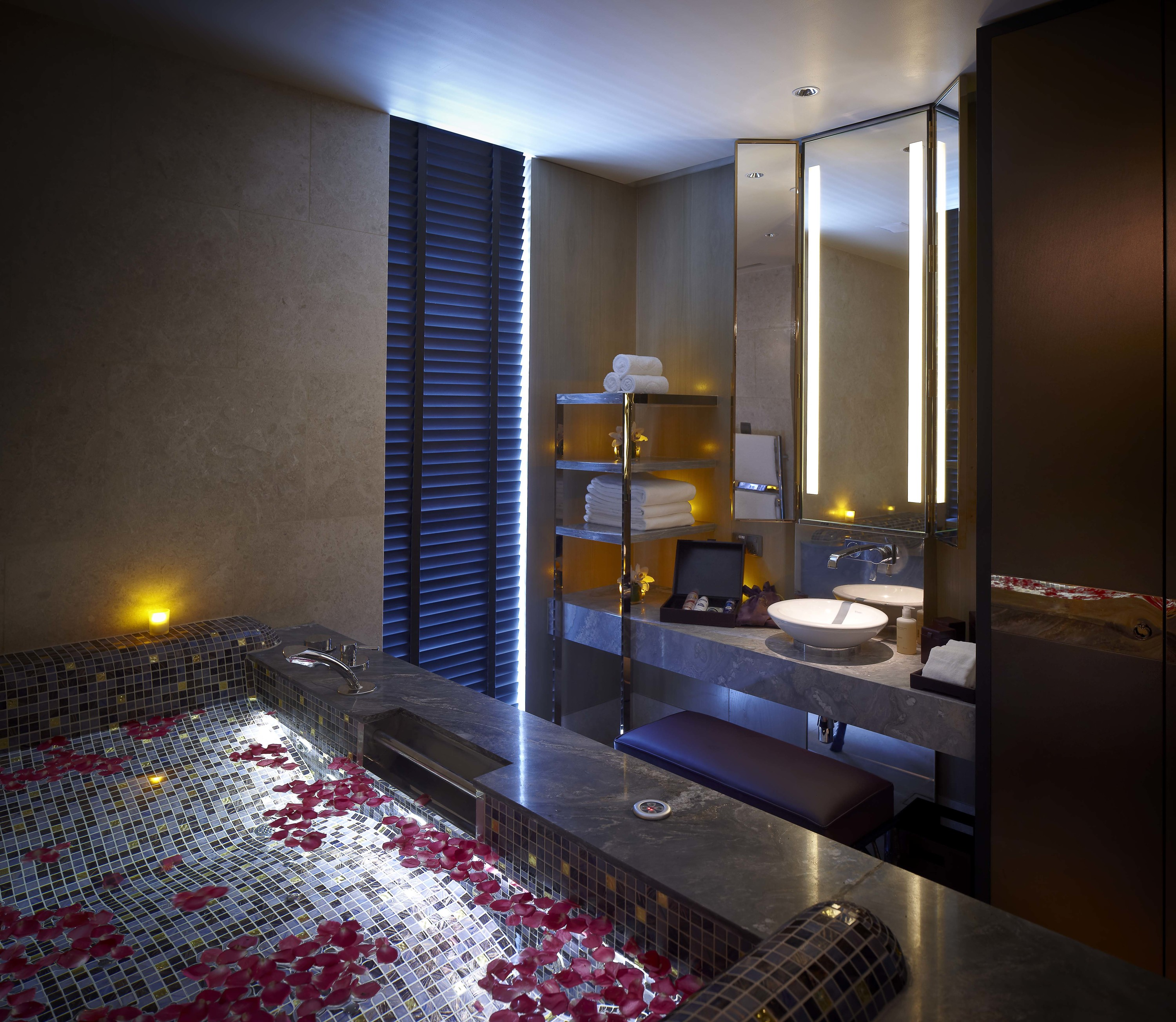 The best spas in singapore for W hotel in room dining menu singapore
