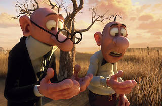 Mortadel·lo i Filemó contra en Jimmy el catxondo 3D