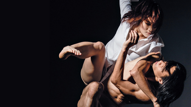 M1 Contact Contemporary Dance Festival