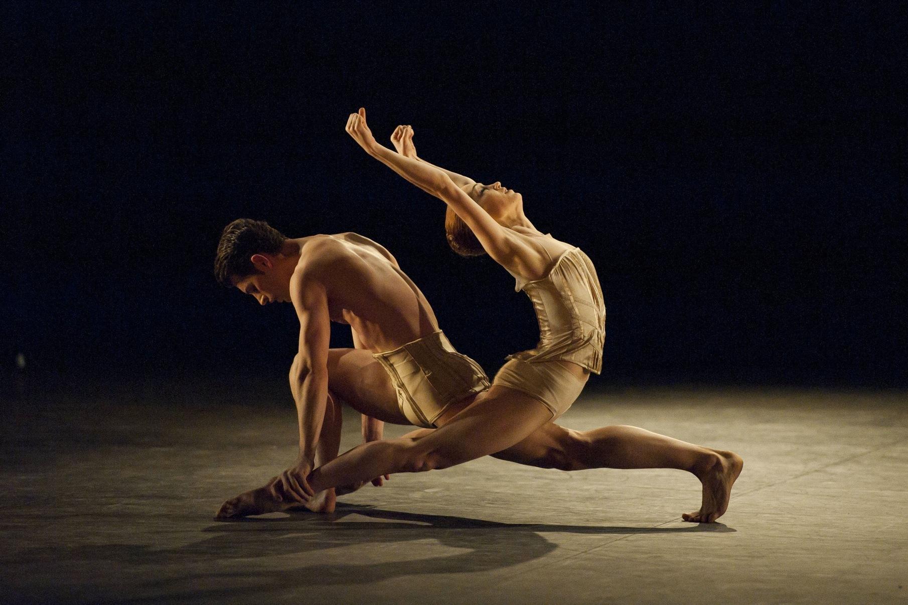 English National Ballet's 'Modern Masters': 'Petite Mort'