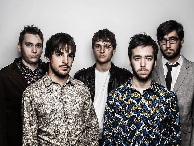 Primavera als Barris: The Free Fall Band + Rombo + Snooze