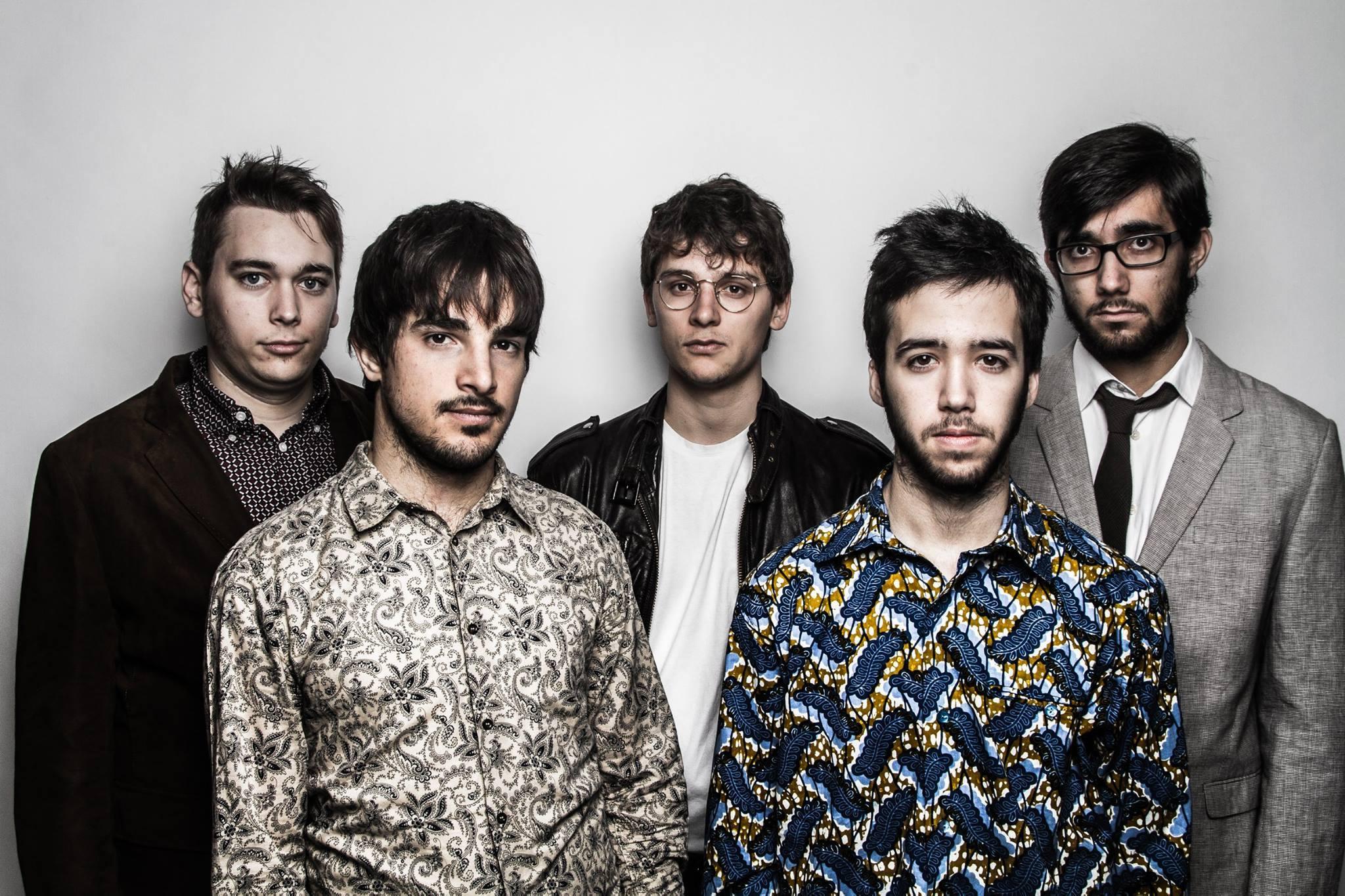 Primavera als Barris: The Free Fall Band + Rombo + Snooze