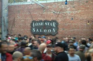 The Lone Star Saloon