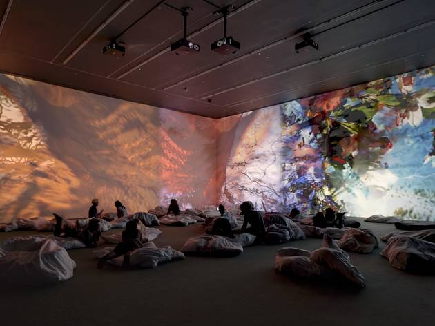 Pipilotti Rist: Worry will vanish revelation