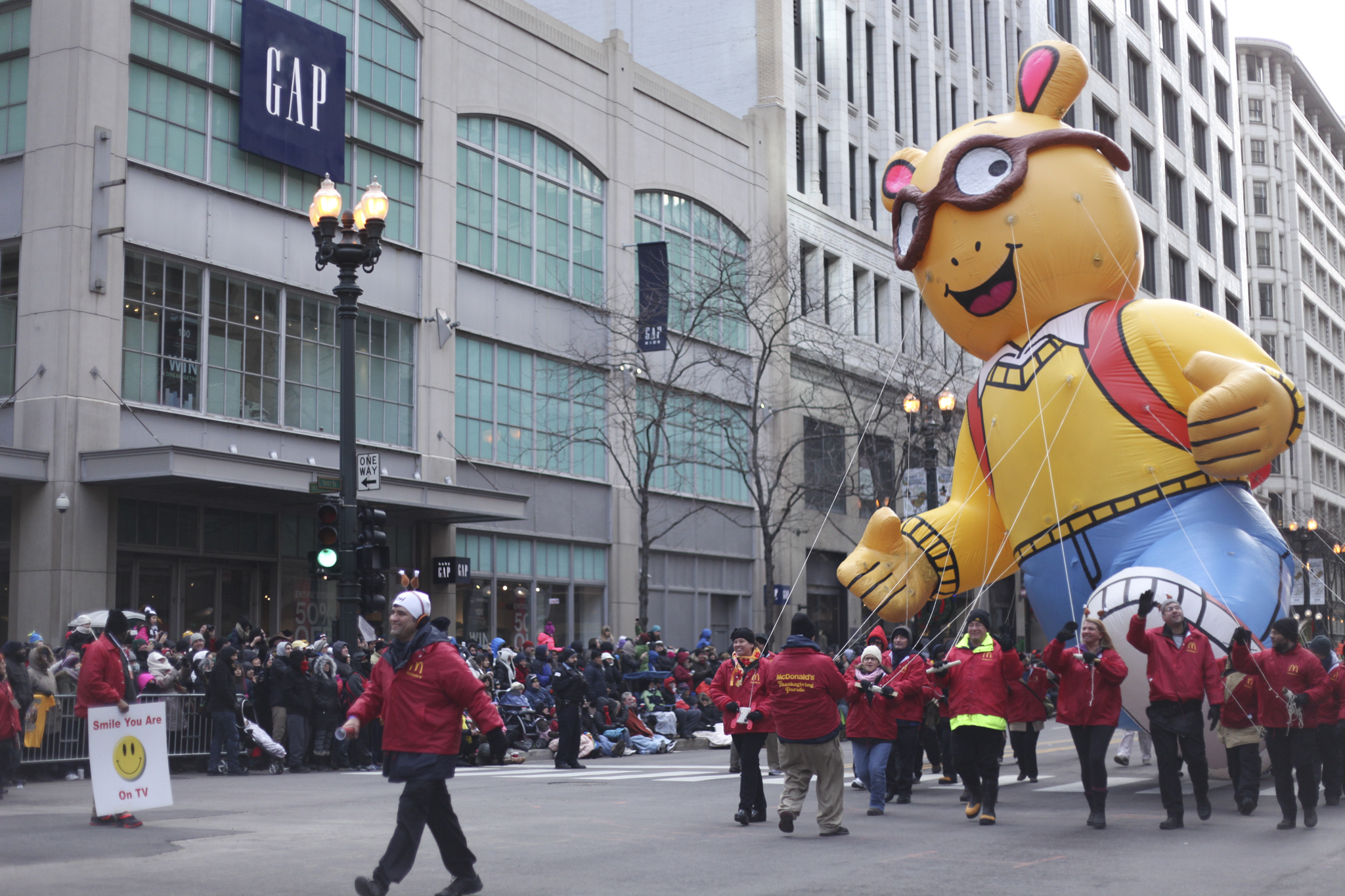 Photos: Chicago Thanksgiving Parade