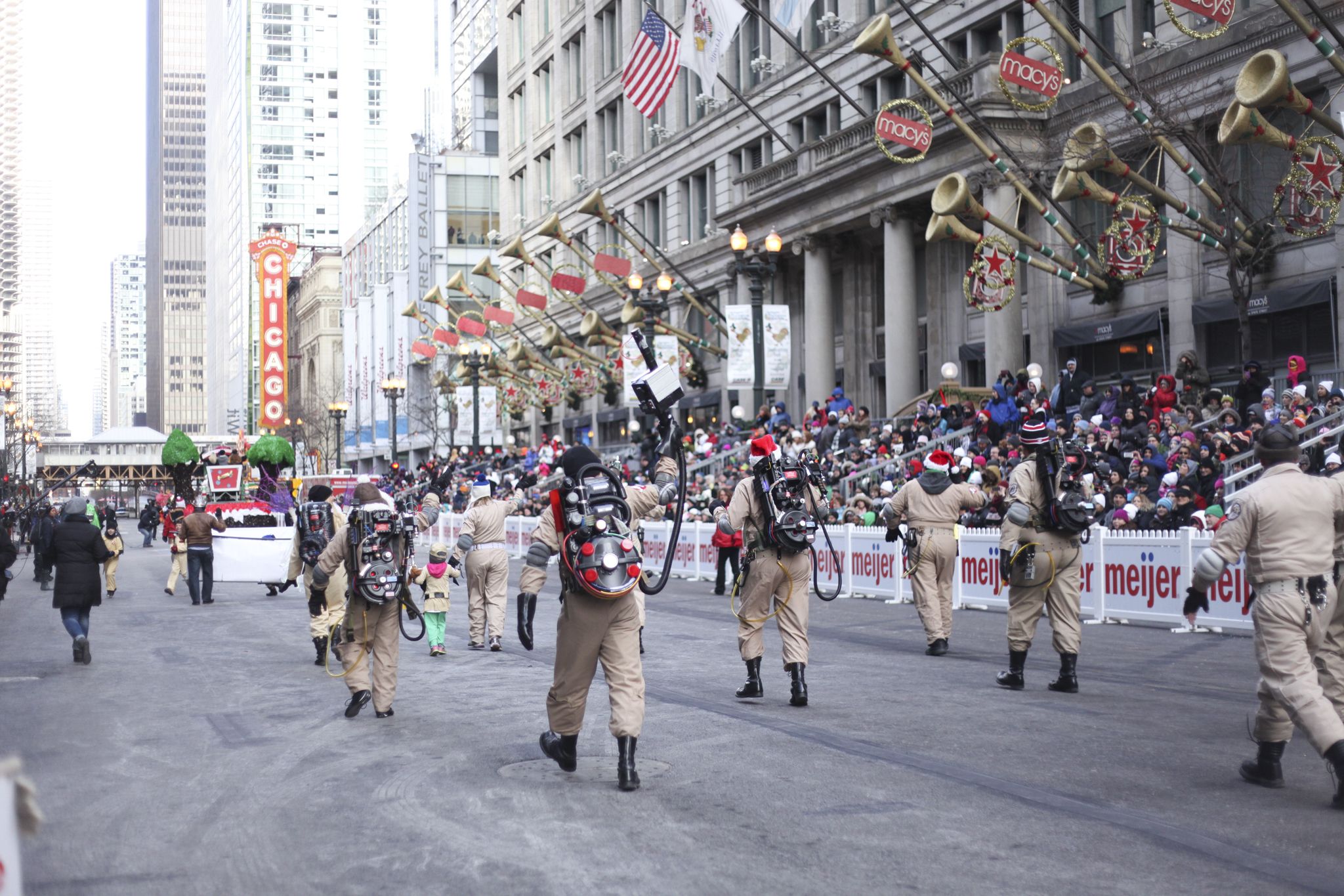 Thanksgiving events in Chicago