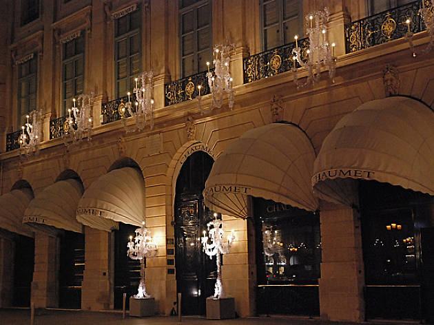 Place Vendôme illuminé  (© Denis Thuillier )