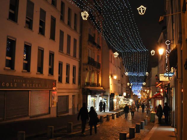 Rue Mouffetard  (© Guerric )