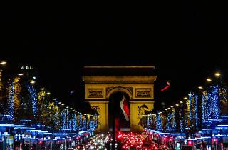 Champs Elysées Noël  (© Photogranophie.fr )
