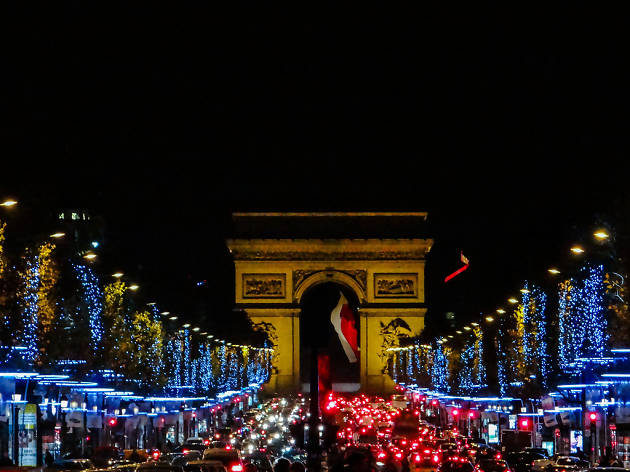 Christmas lights in Paris – Time Out Paris