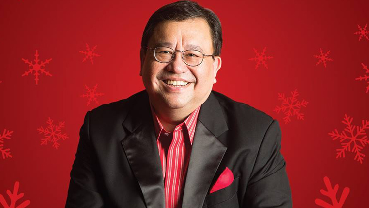 A Jazzy Christmas with Jeremy Monteiro and Friends