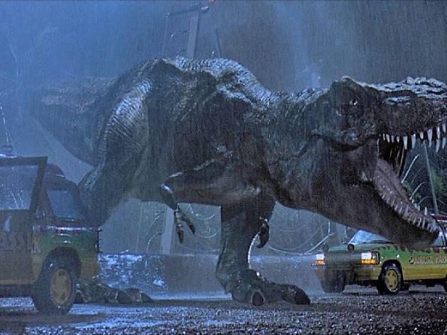 Jurassic Park + Terminator 2