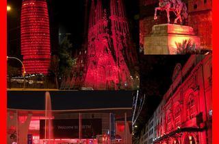 Barcelona dóna la cara per la sida