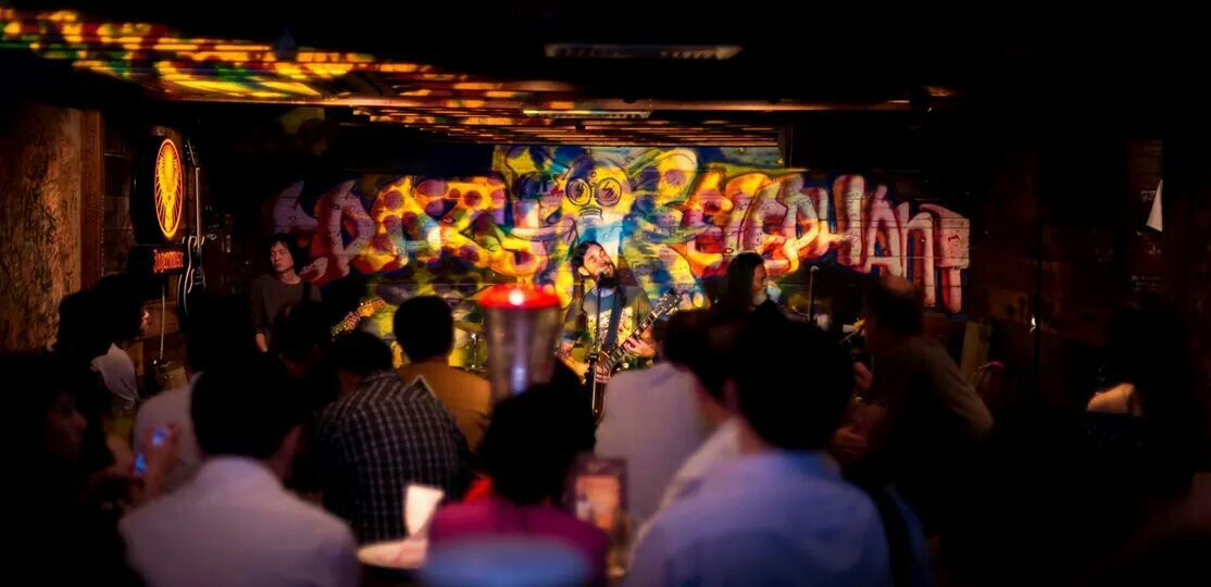 The best live music venues in Singapore