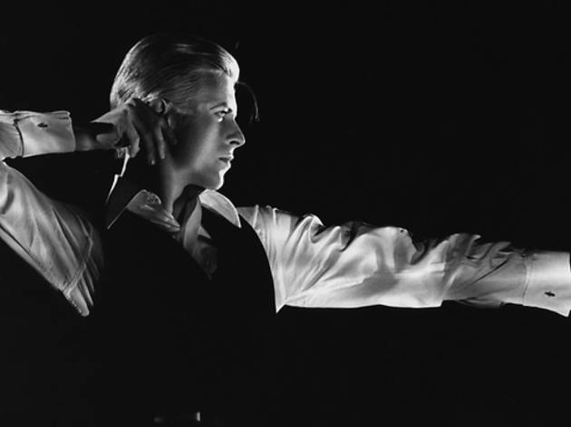 Archer Station to Station tour (Exposition David Bowie Is / © John Robert Rowlands)